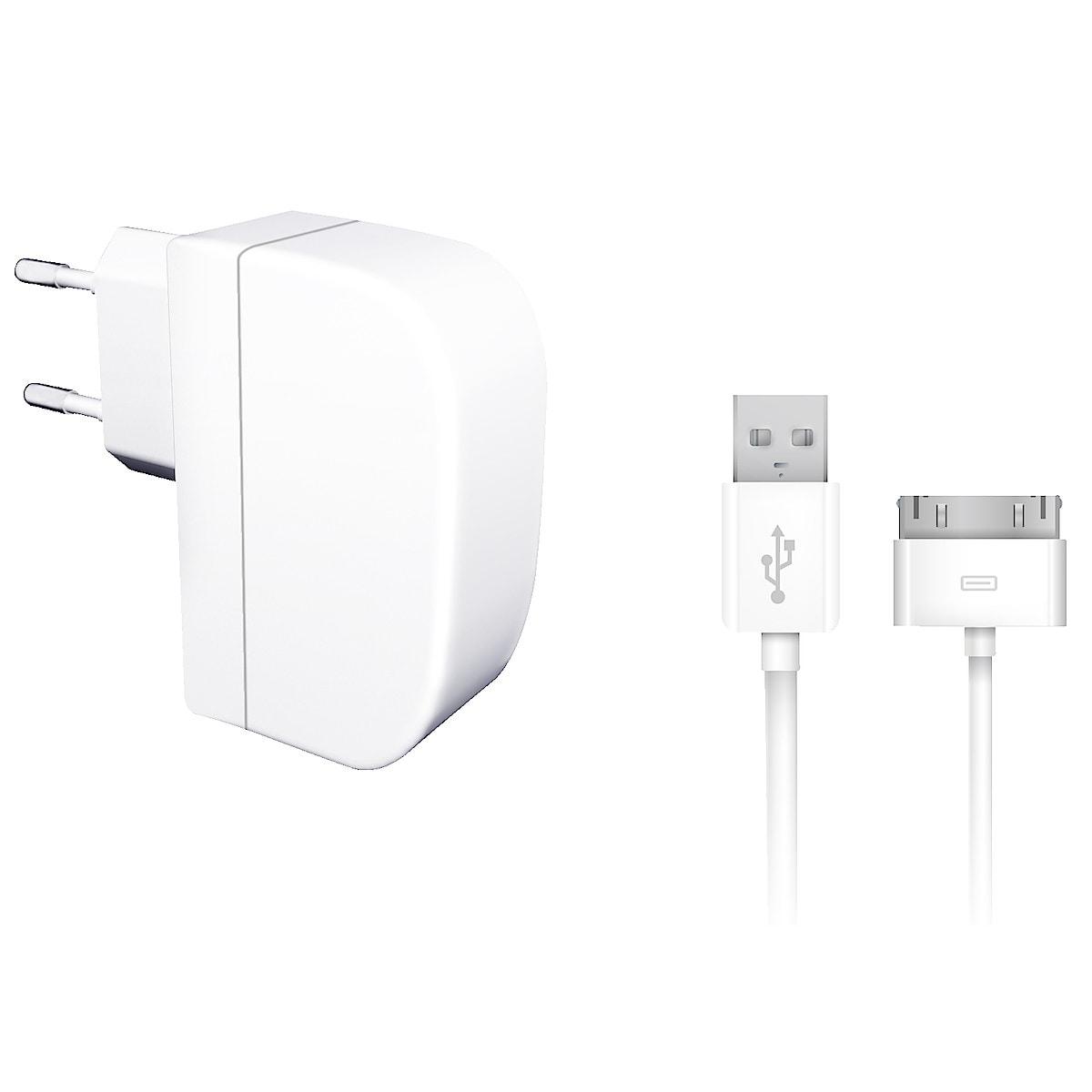 Laddare för iPod/iPhone/iPad, Exibel