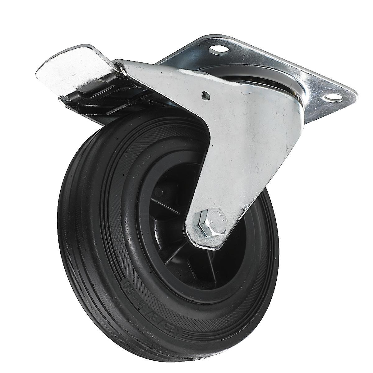 Vaununpyörä 125 mm
