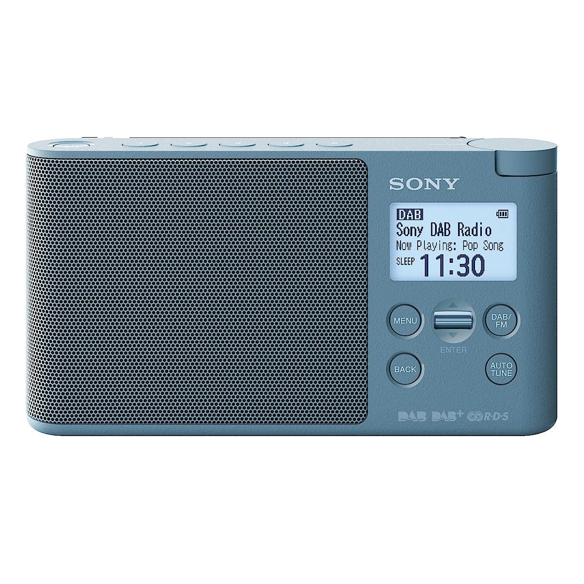 Sony XDR-S41DW DAB+/FM-radio