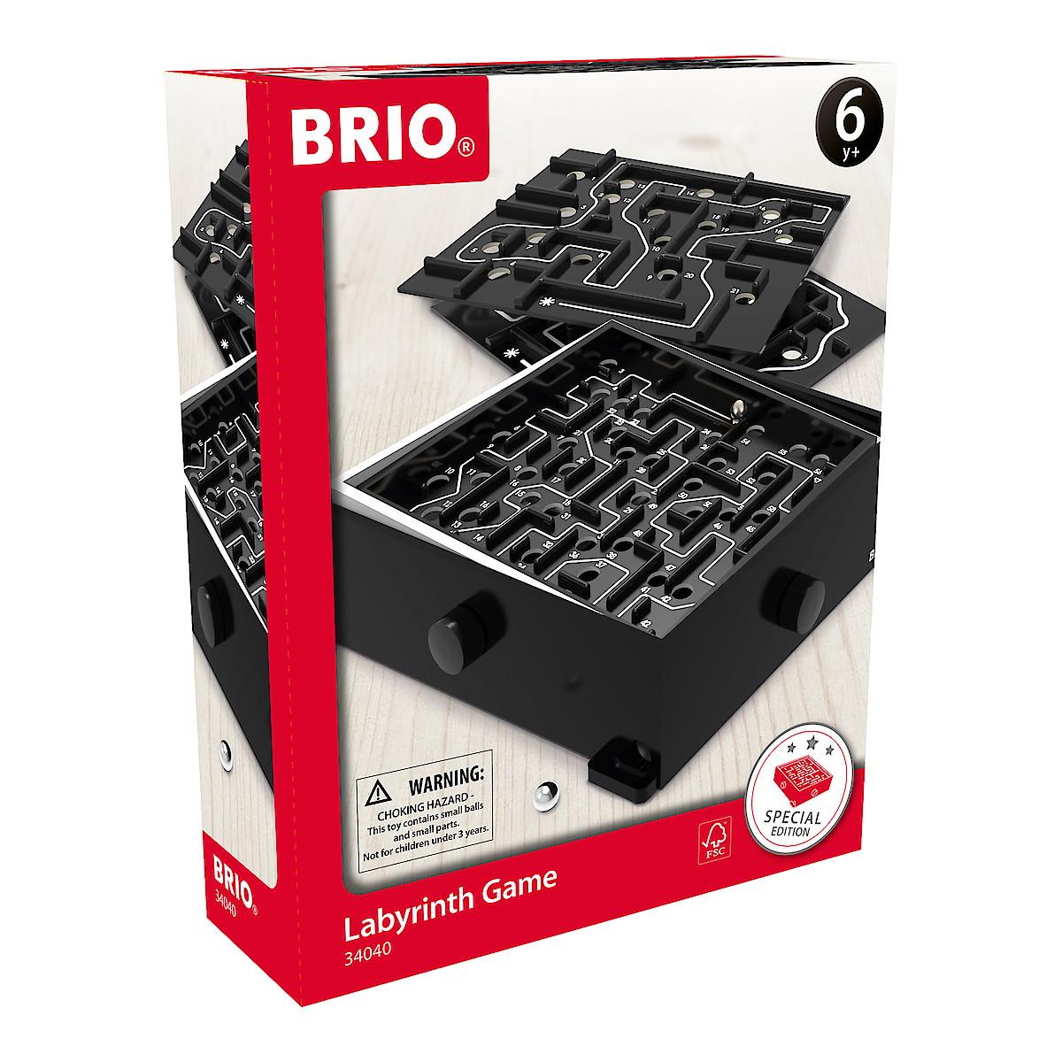 Labyrinthspiel Brio Special Edition