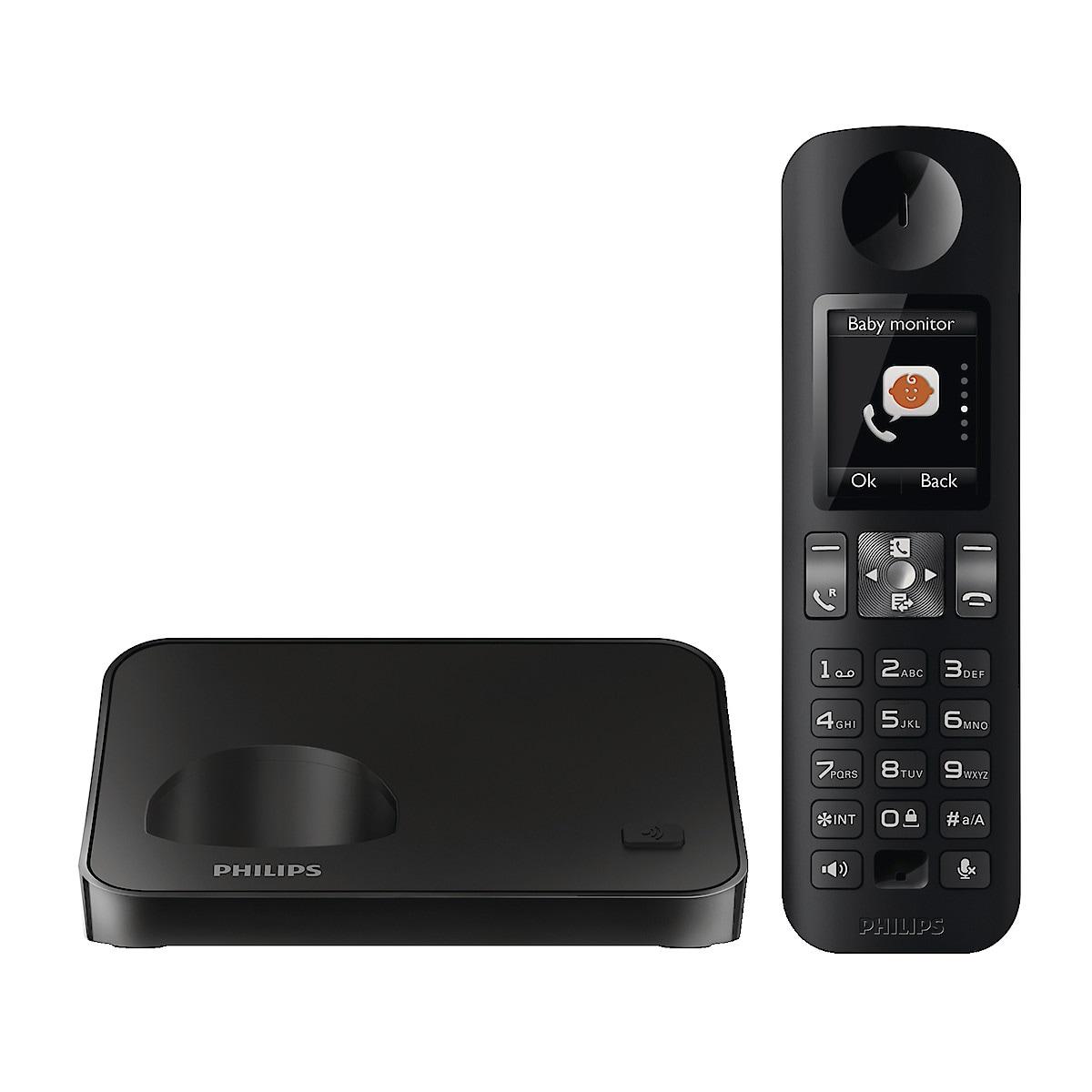 Philips D6001 trådløs telefon