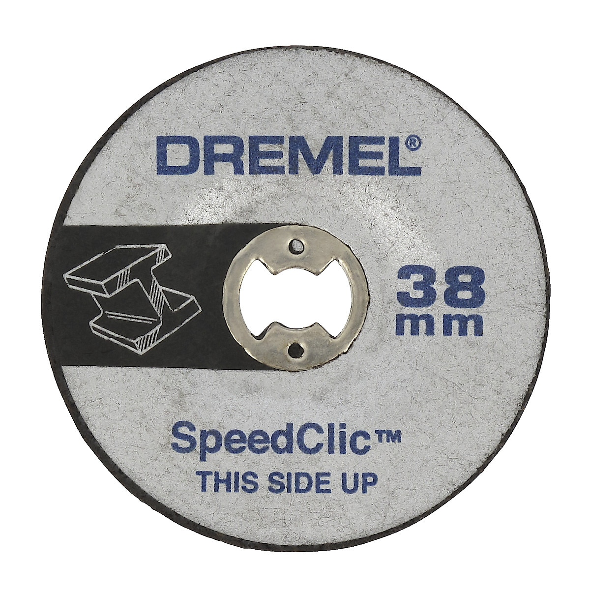 Slipskivor SpeedClic Dremel