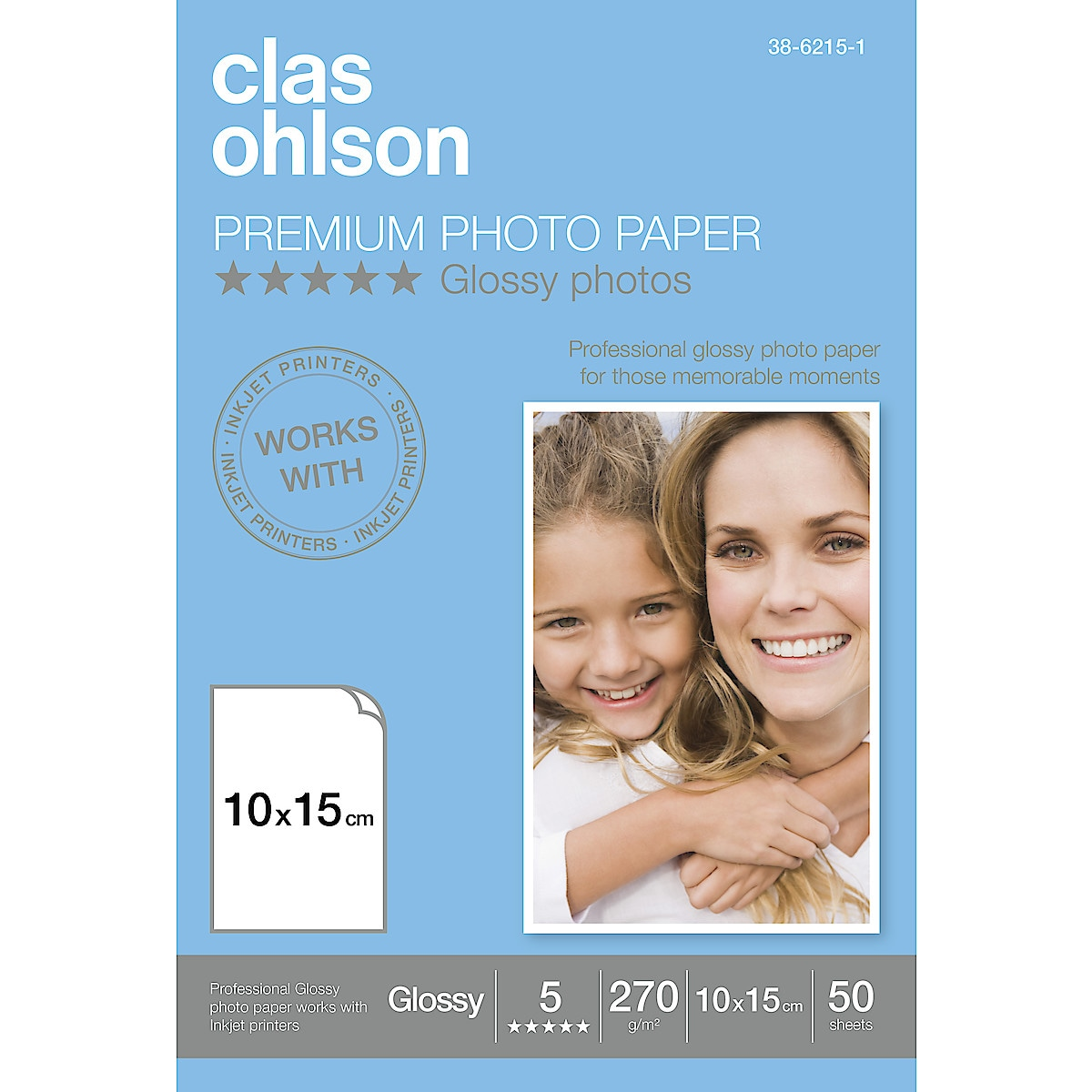 Clas Ohlson Glossy Photo Paper