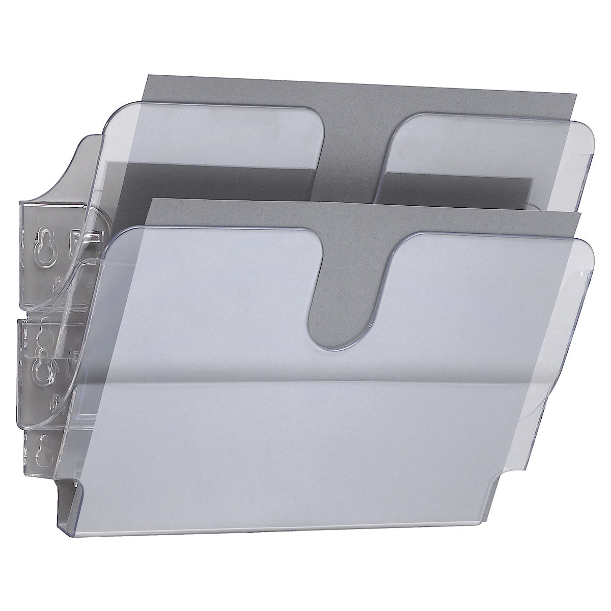 Paperilokerikko Flexiplus A4L, 2 kpl