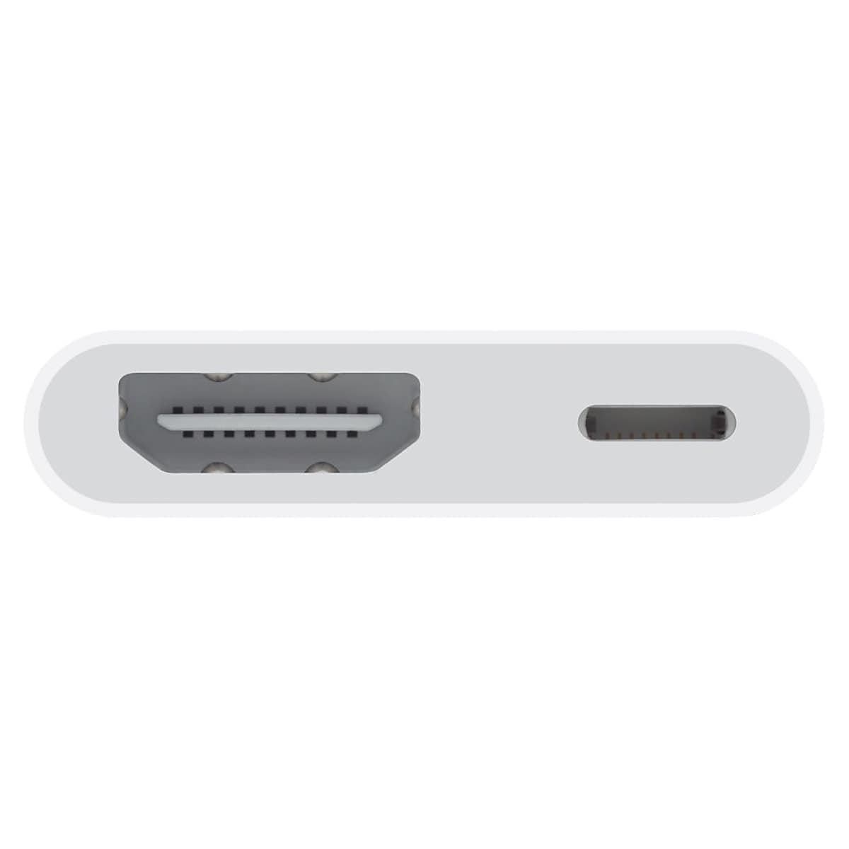 HDMI-adapter Lightning Apple