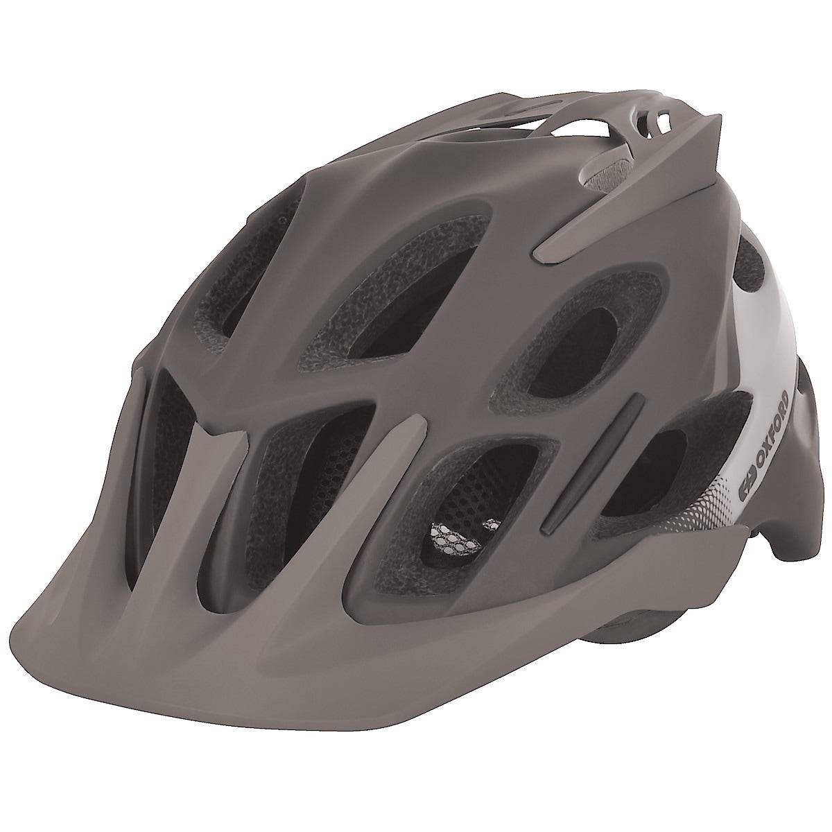 Cykelhjälm MTB Oxford Tucano Matt svart