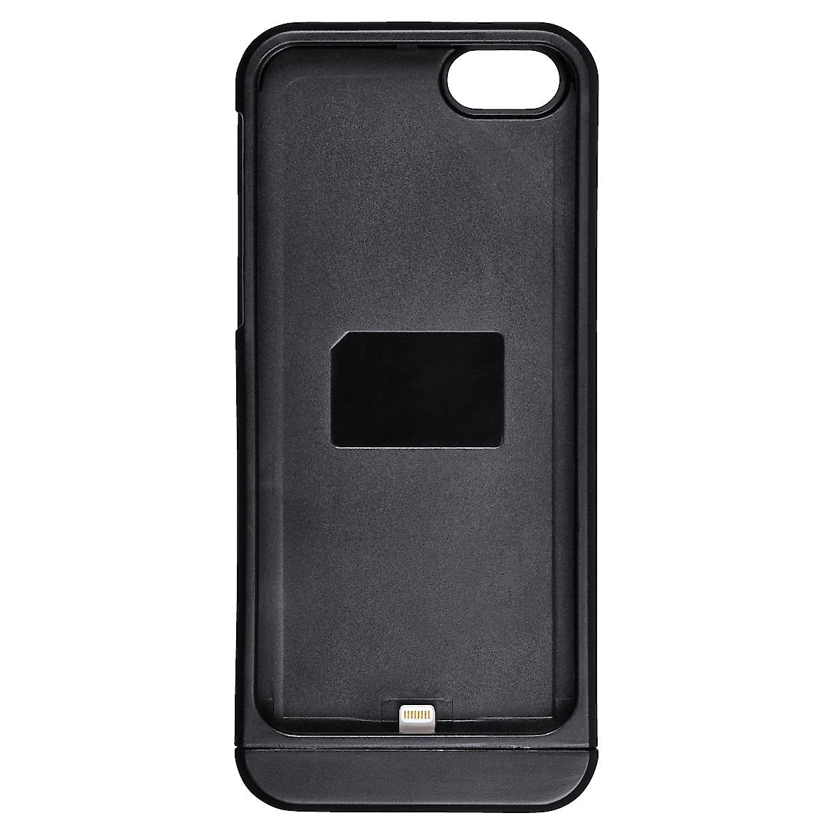 Matkapuhelinkotelo Qi, iPhone 5/5S:lle