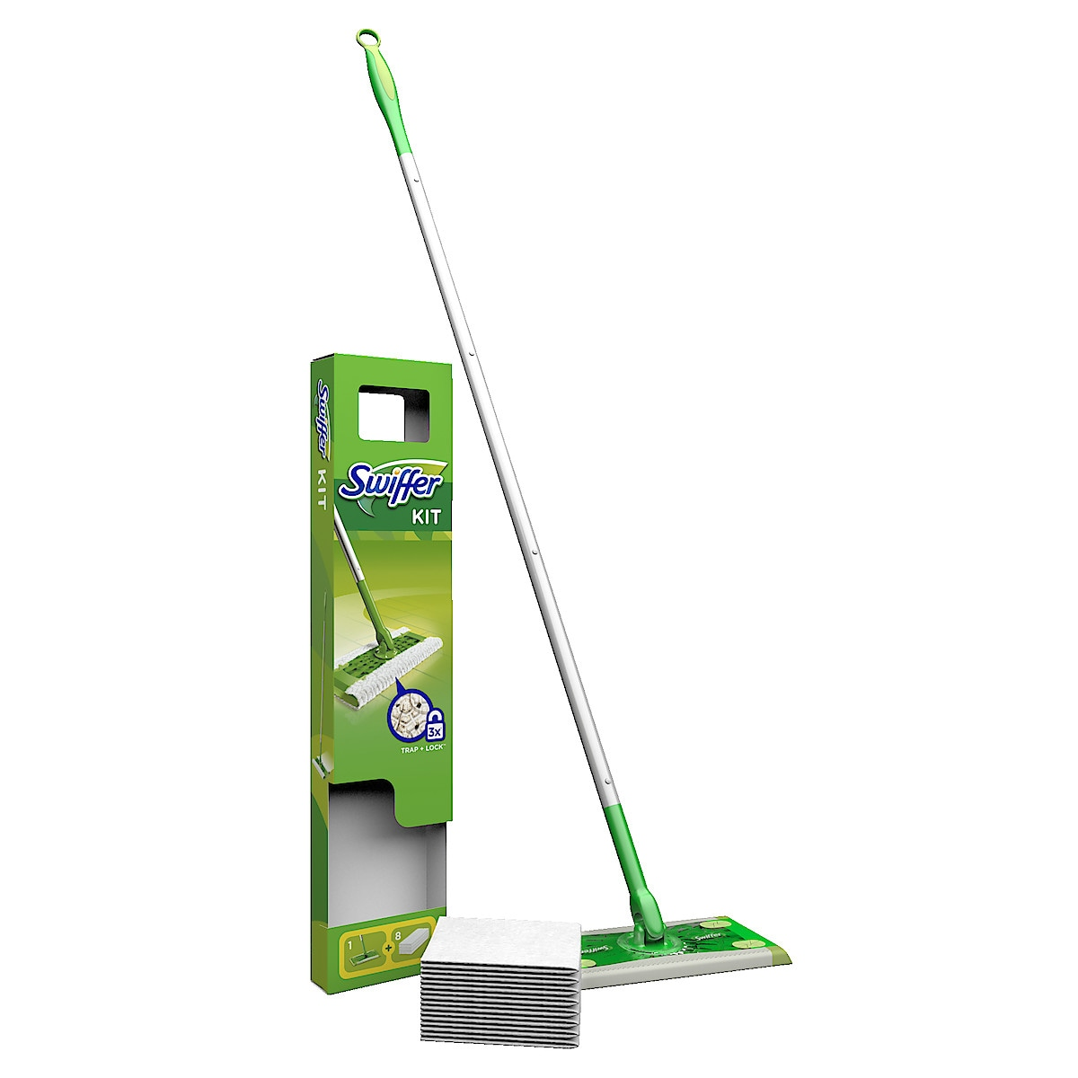 Dammopp Swiffer Sweeper Starter Kit