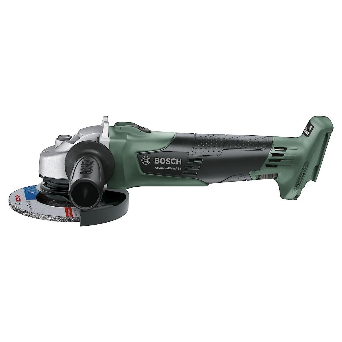 Vinkelslip Bosch AdvancedGrind 18 Solo