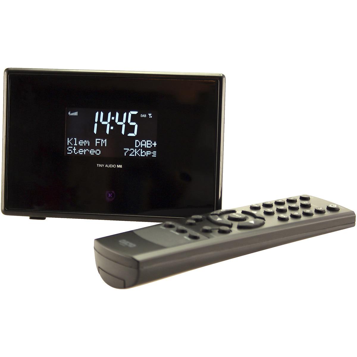 Tiny Audio M6 DAB+/FM-adapter