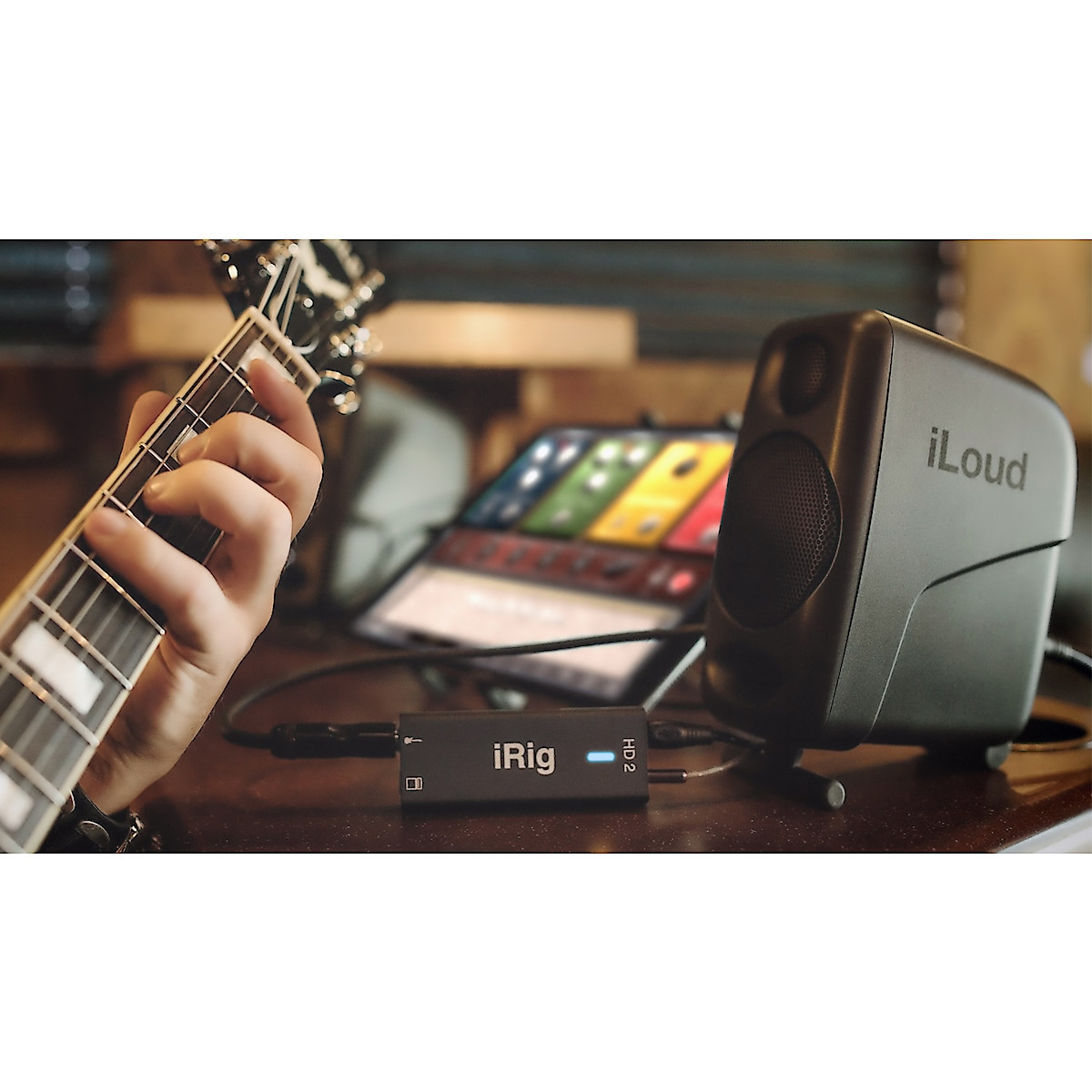 IK Multimedia iRig HD 2 gitarinterface