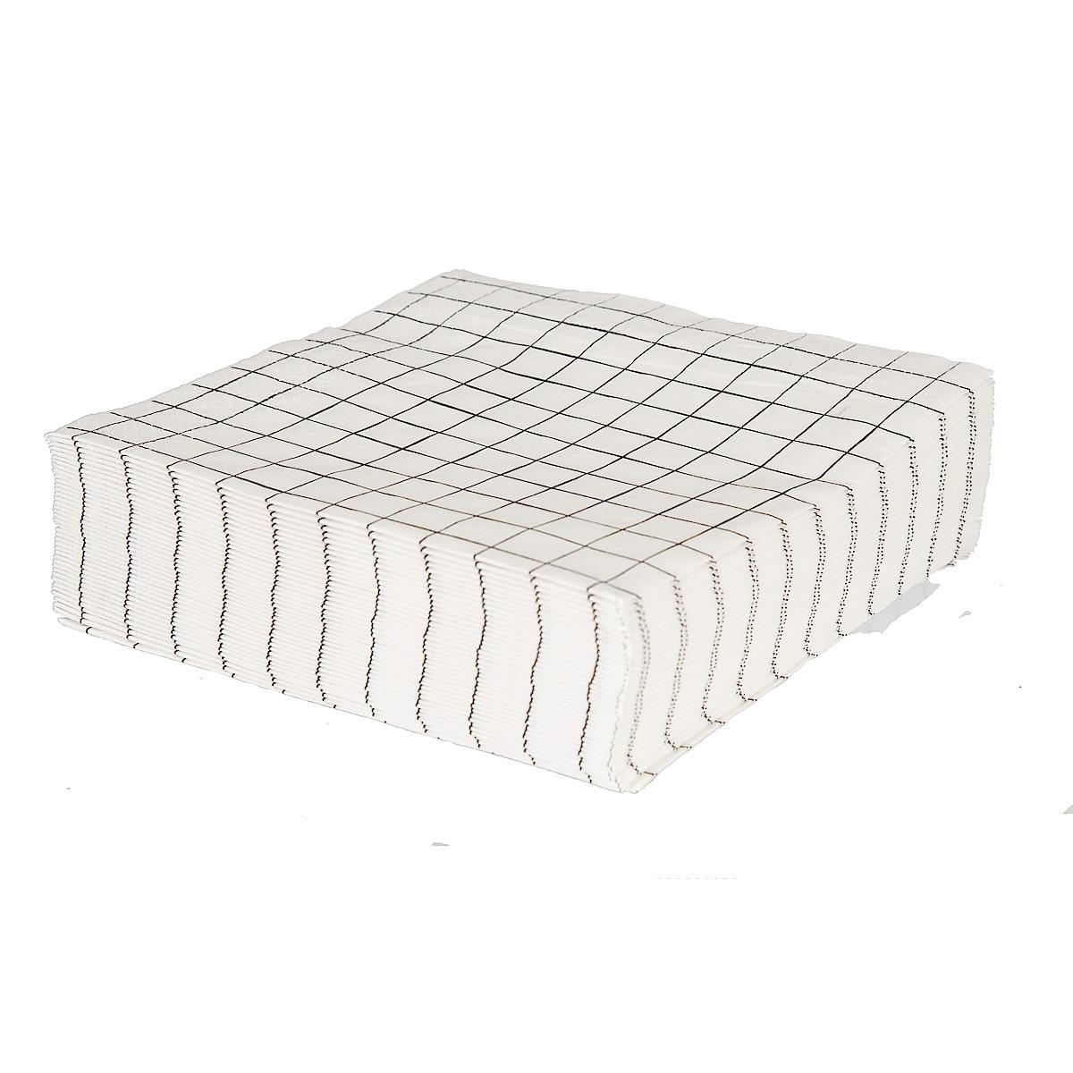 Servietter Grid