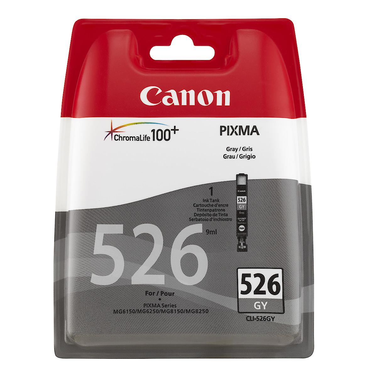 Canon PGI-525 / CLI-526 Ink Cartridge