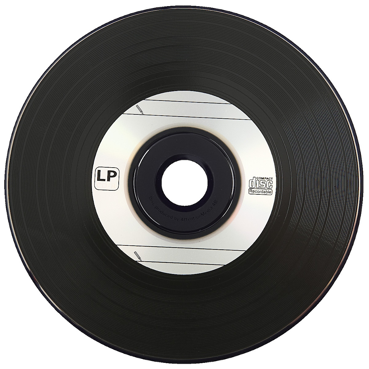 LP-/CD-R-levy