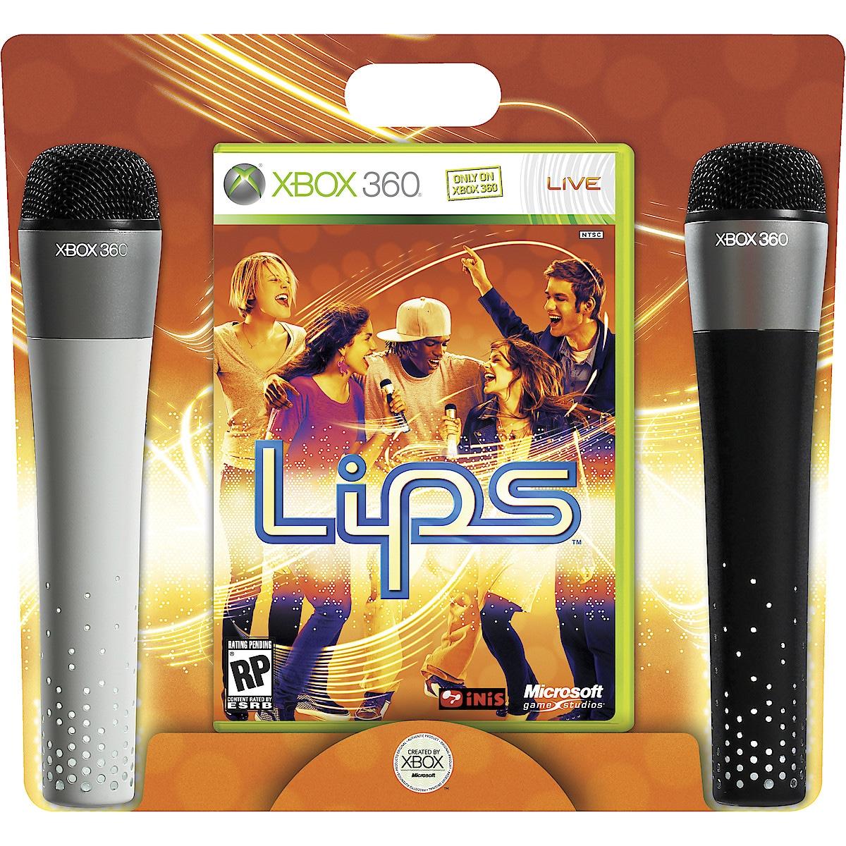 Lips Xbox360,