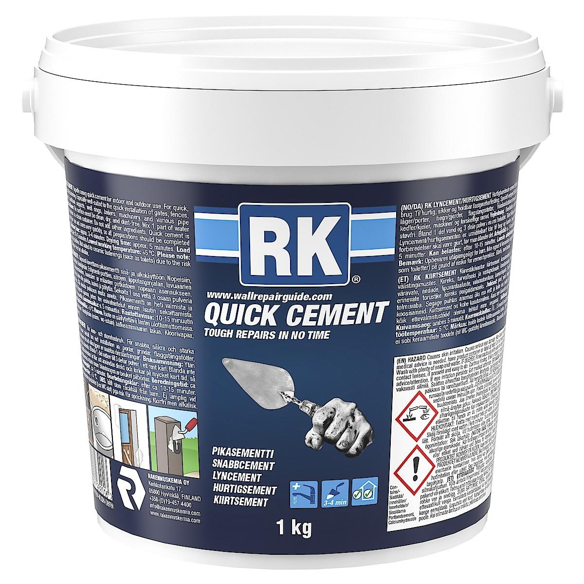 Quick Cement RK 1 kg