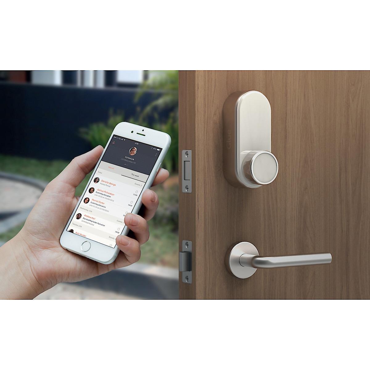 Glue Smart Electronic Front Door Lock