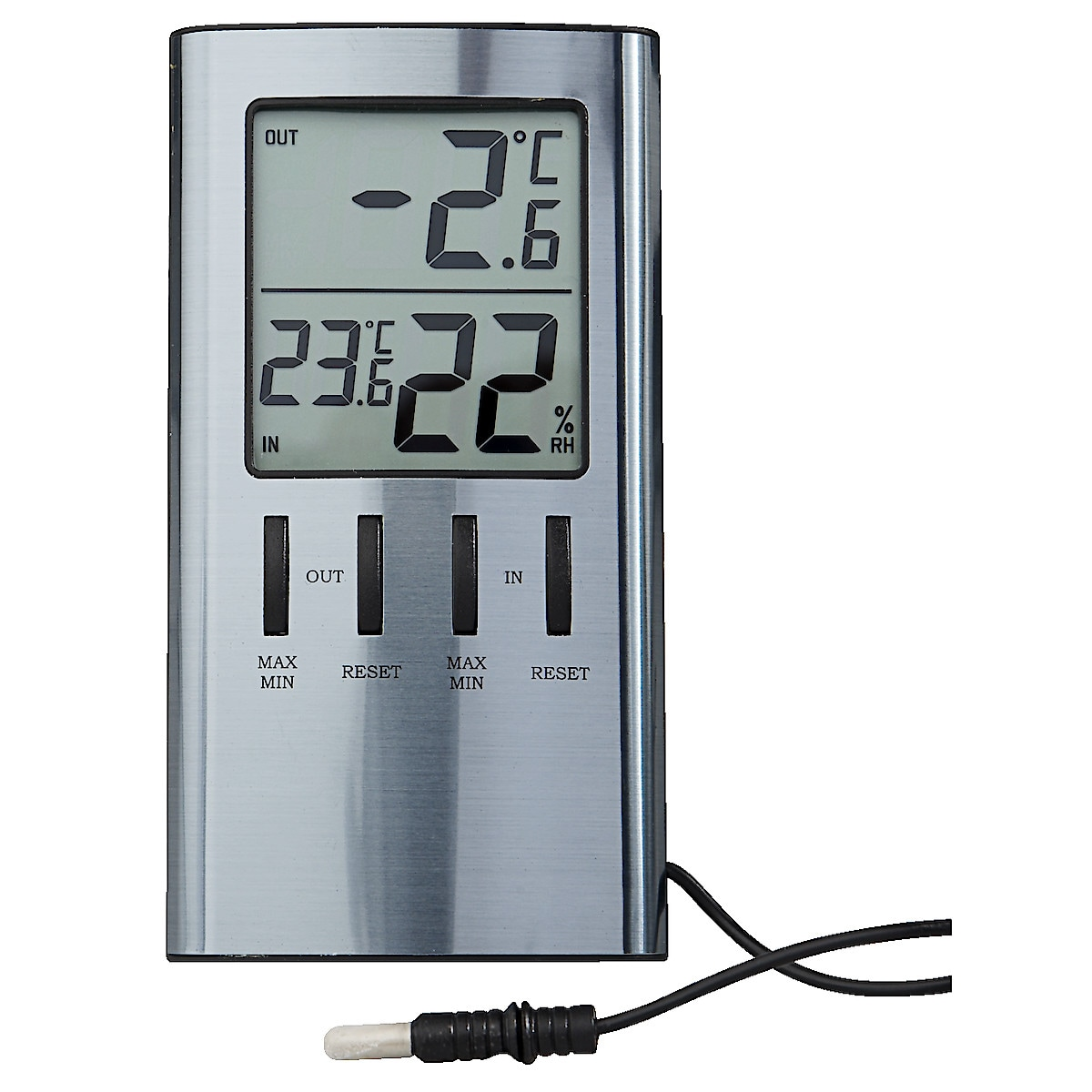 Termometer/hygrometer