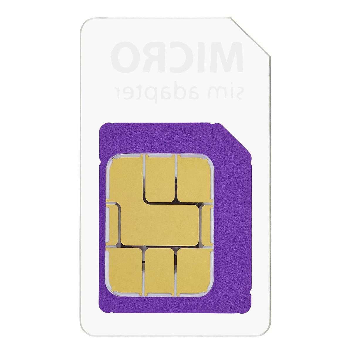 Adapter für Micro-SIM