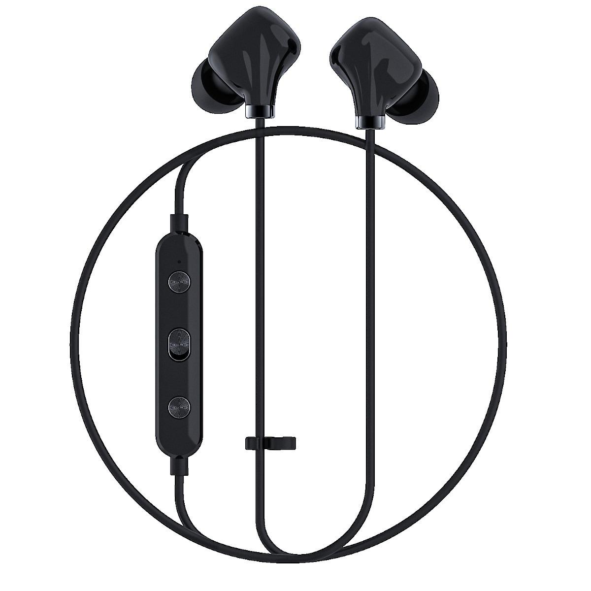 Happy Plugs Wireless Ear Piece II Headphones with Microphone