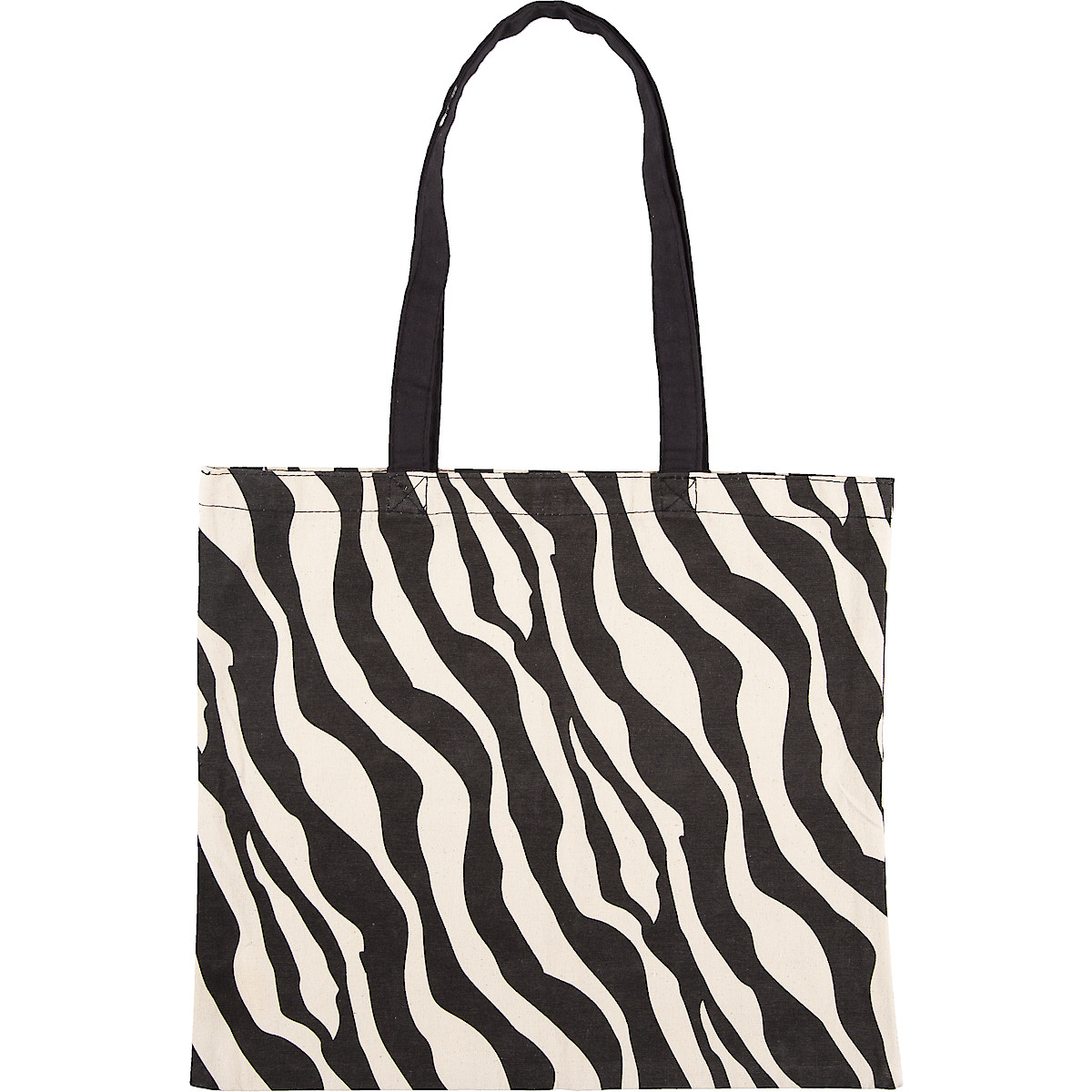 Fabric Shopping Tote