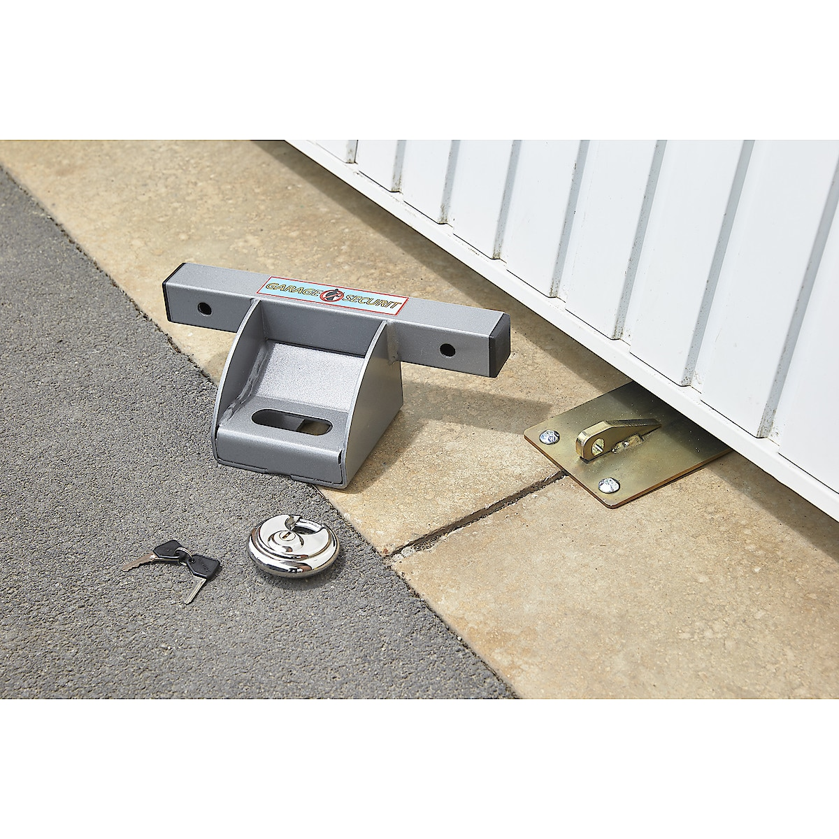Garage Door Defender Lock