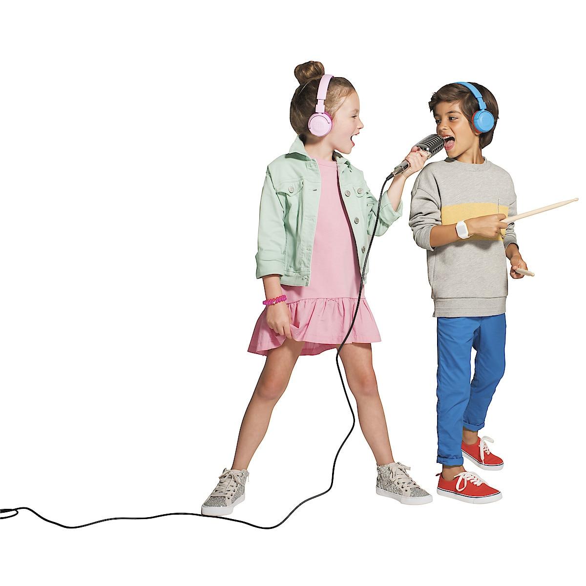 Trådlösa hörlurar för barn, JBL JR300BT