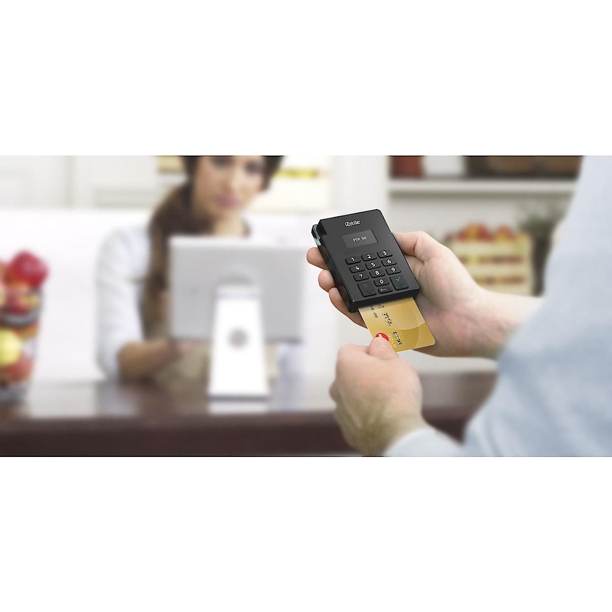 Portabel Kortterminal iZettle Chip & Pin