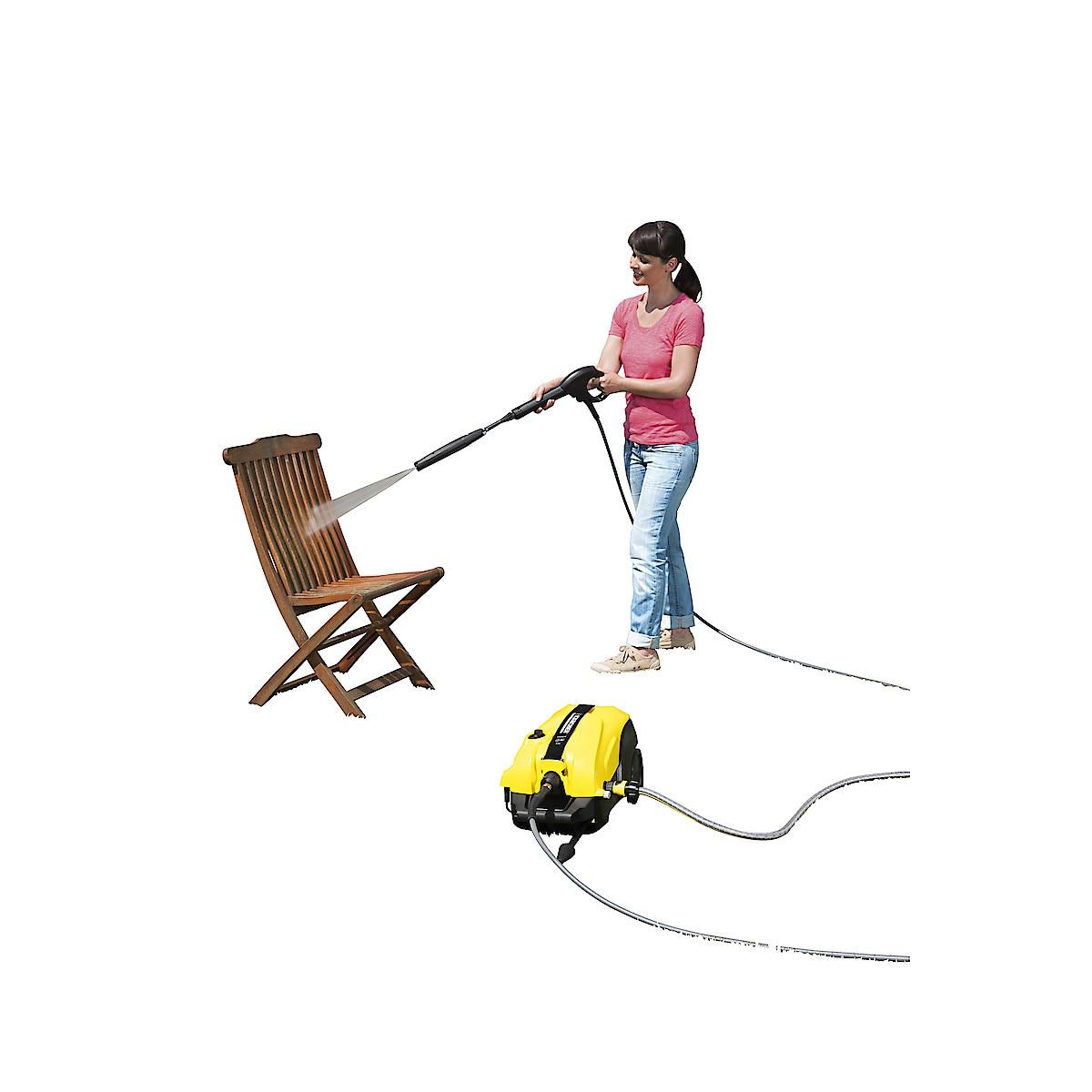Högtryckstvätt Kärcher K4 Silent Home