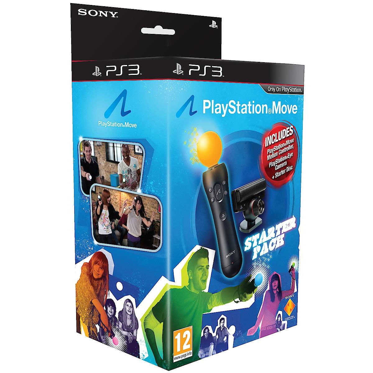 PlayStation Move Starter Pack för Sony PS3