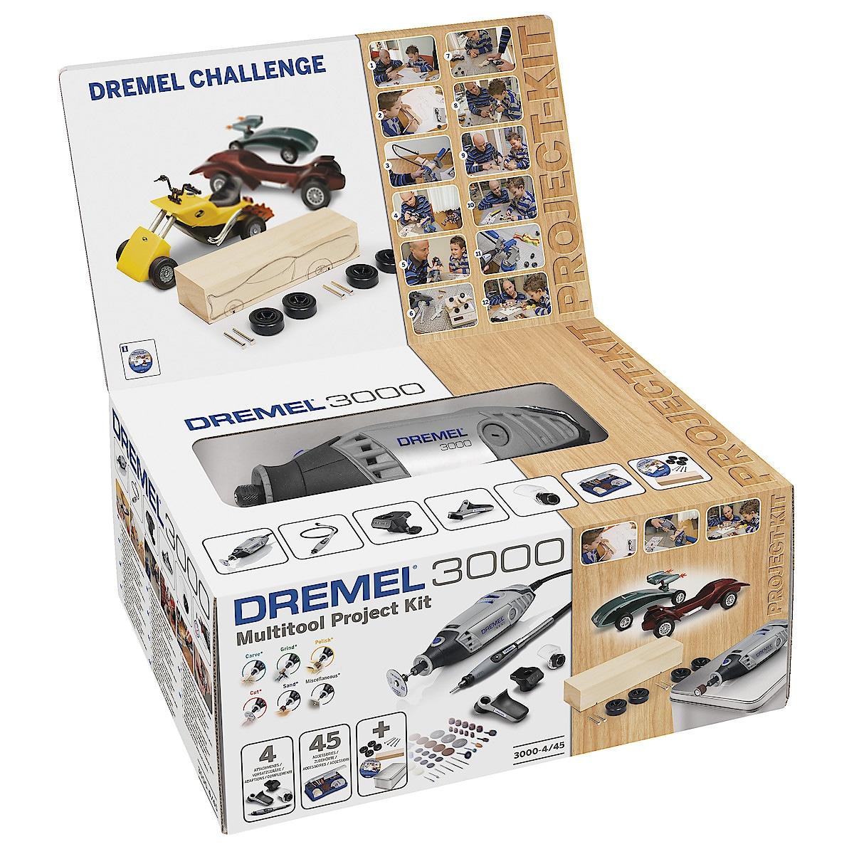 Multiverktyg Dremel 3000-4/45