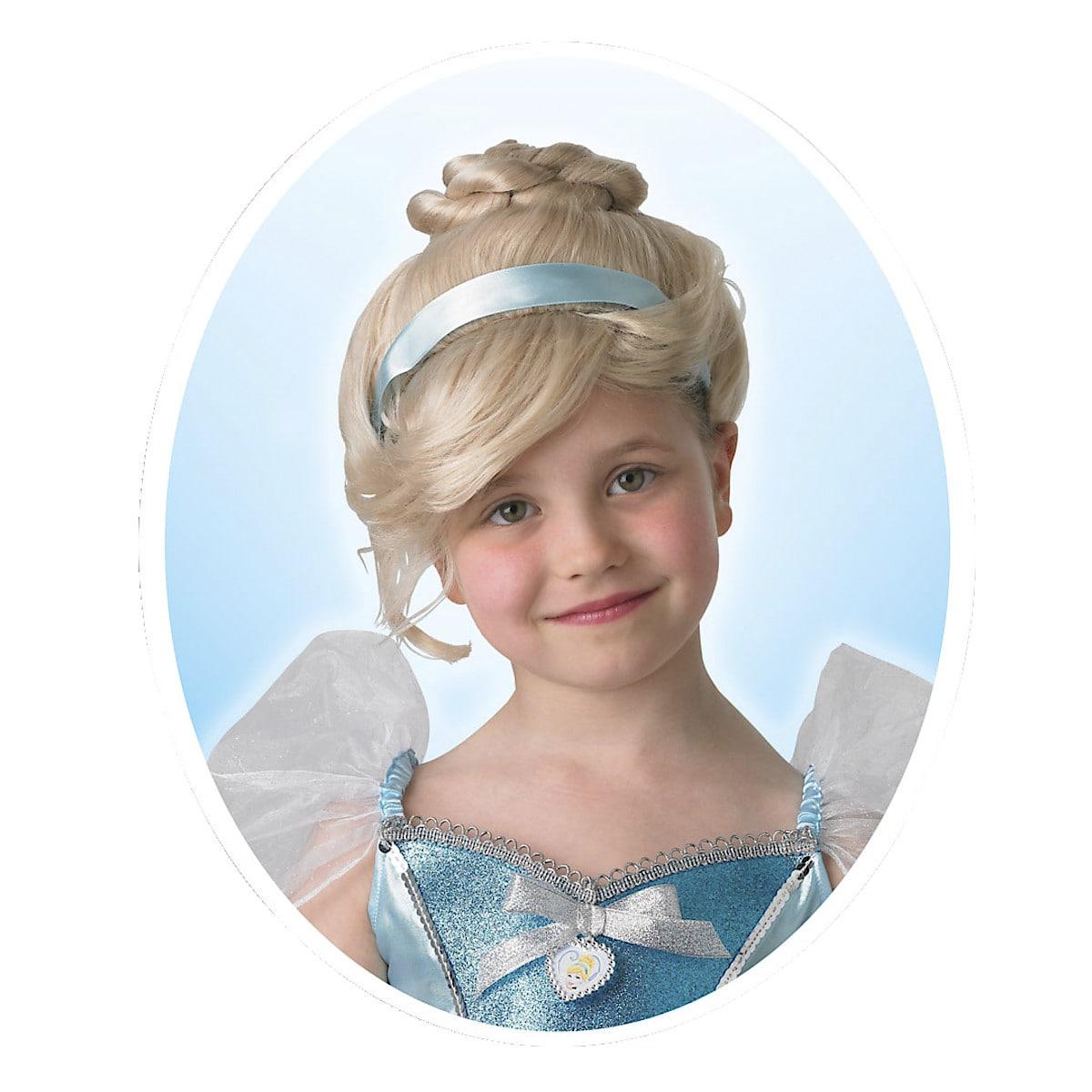 Perücke Cinderella