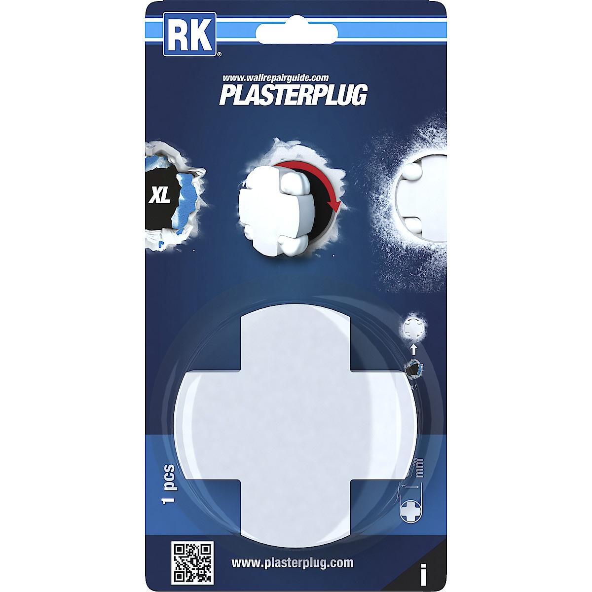 Plasterplug RK