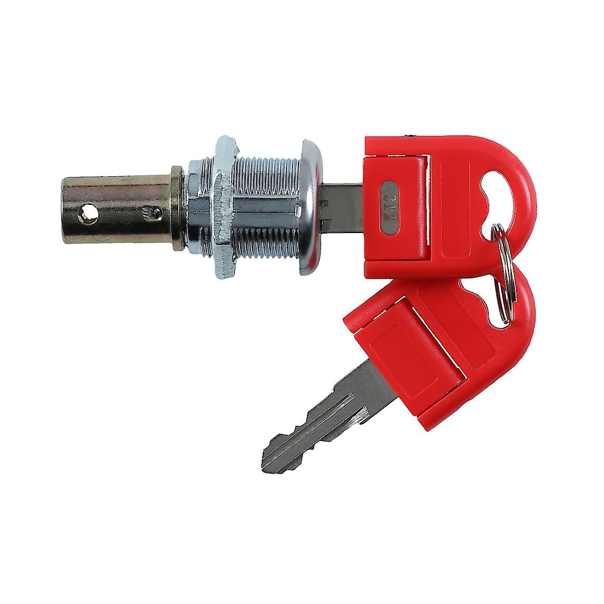 Lås med nyckel Cocraft PRO