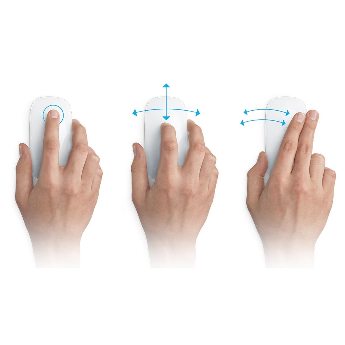 Trådlös Bluetooth-mus Magic Mouse, Apple