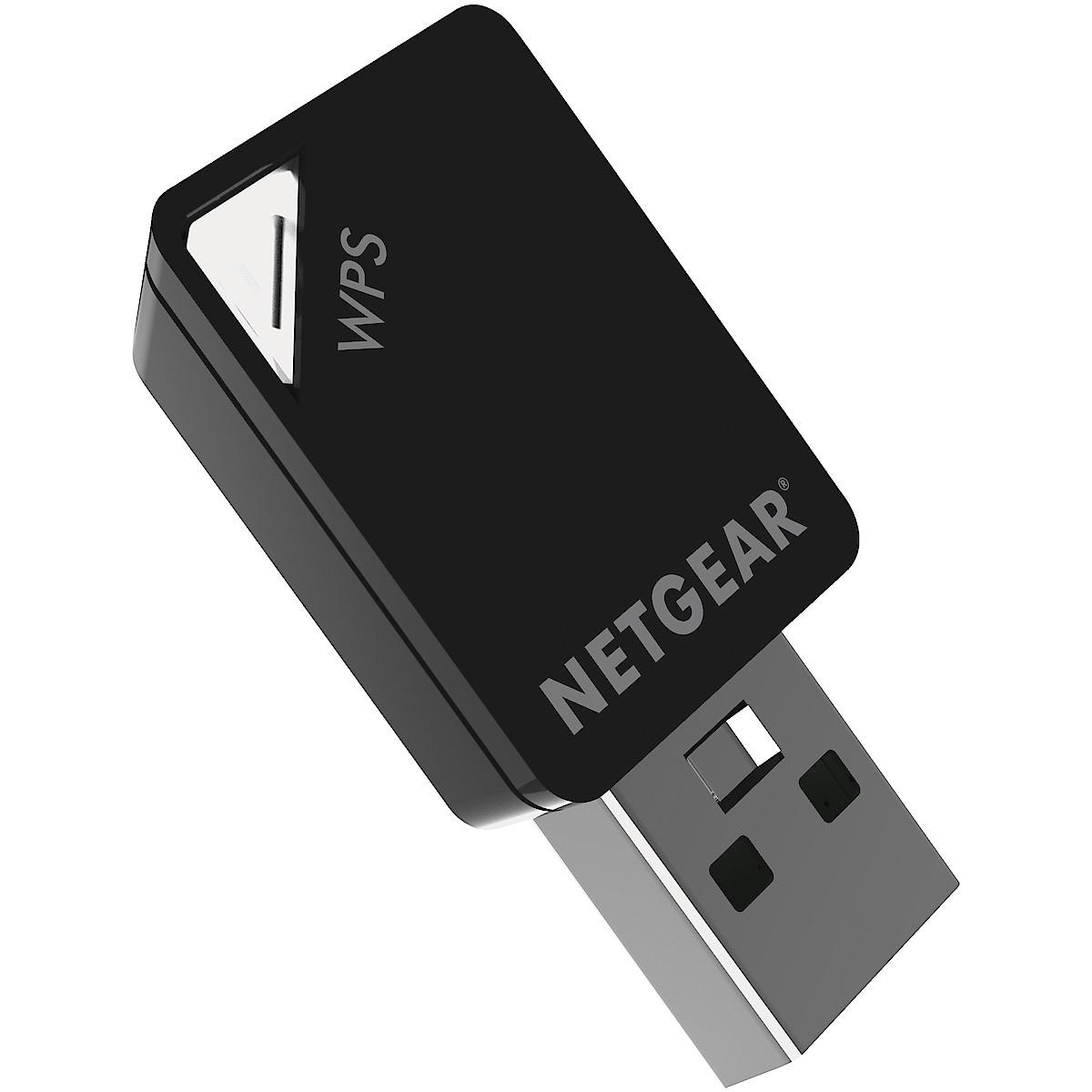 Trådlöst AC-nätverkskort USB Netgear A6100