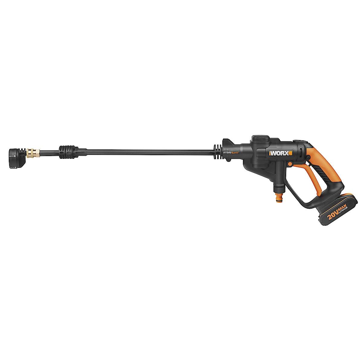 Worx WG629E trykksprøyte