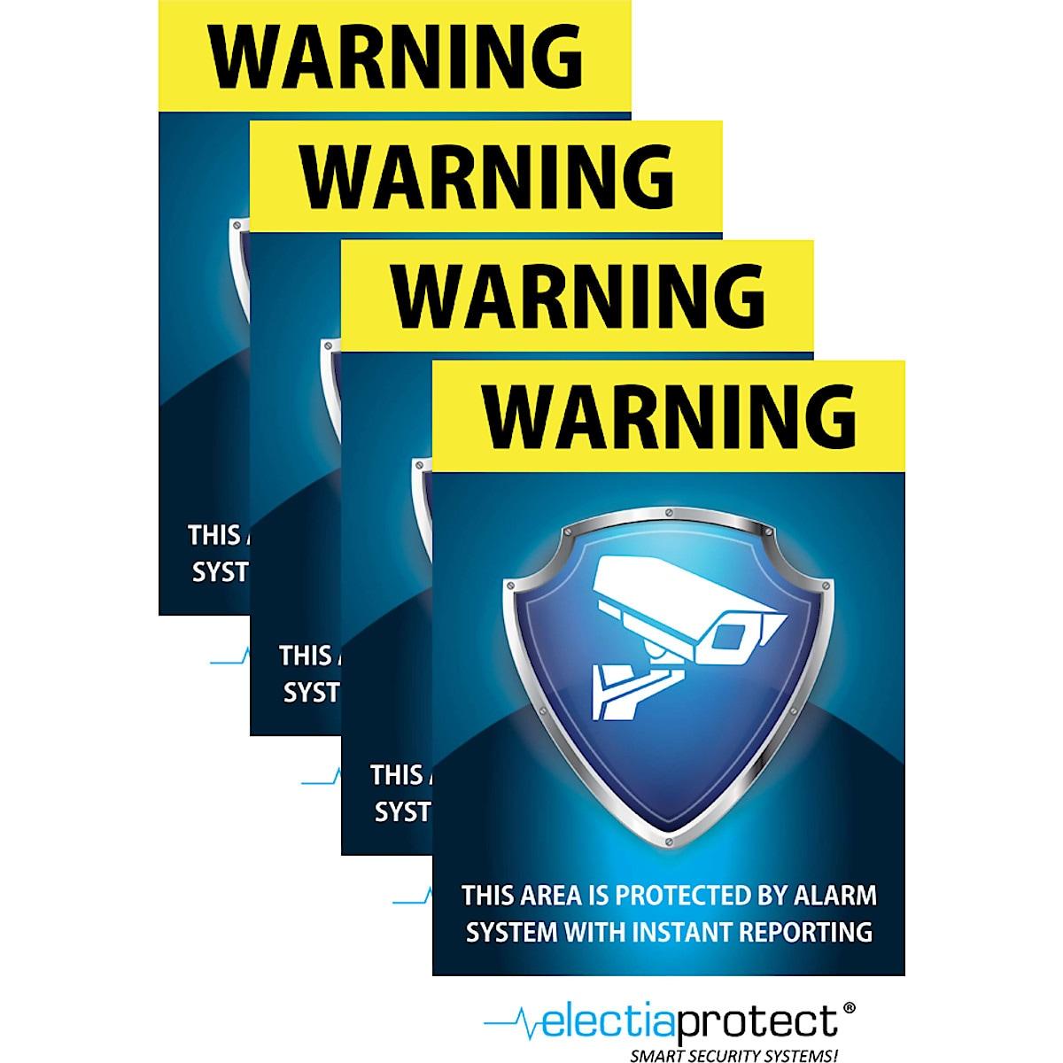 Hälytystarra Electia Protect 4 kpl