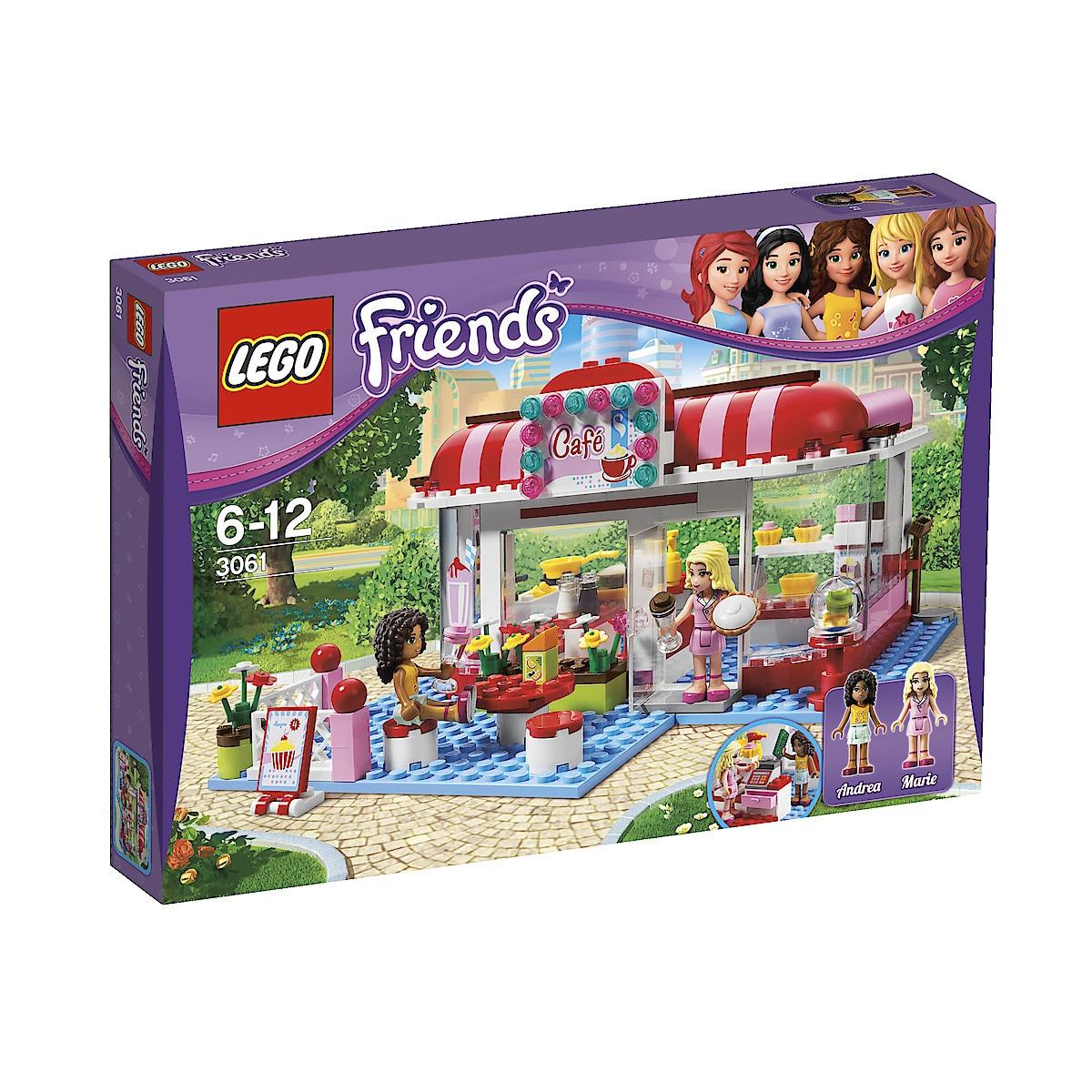 Puistokahvila Lego Friends 3061