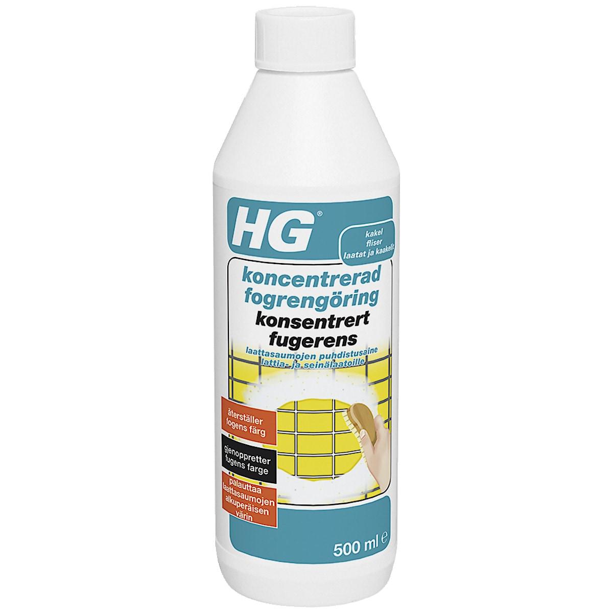 Fogrengöring HG