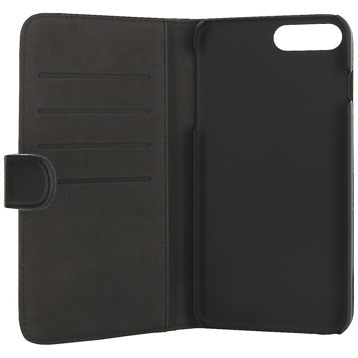 Taschenportemonnaie für iPhone 6 Plus/6s Plus/7 Plus/8 Plus, Holdit