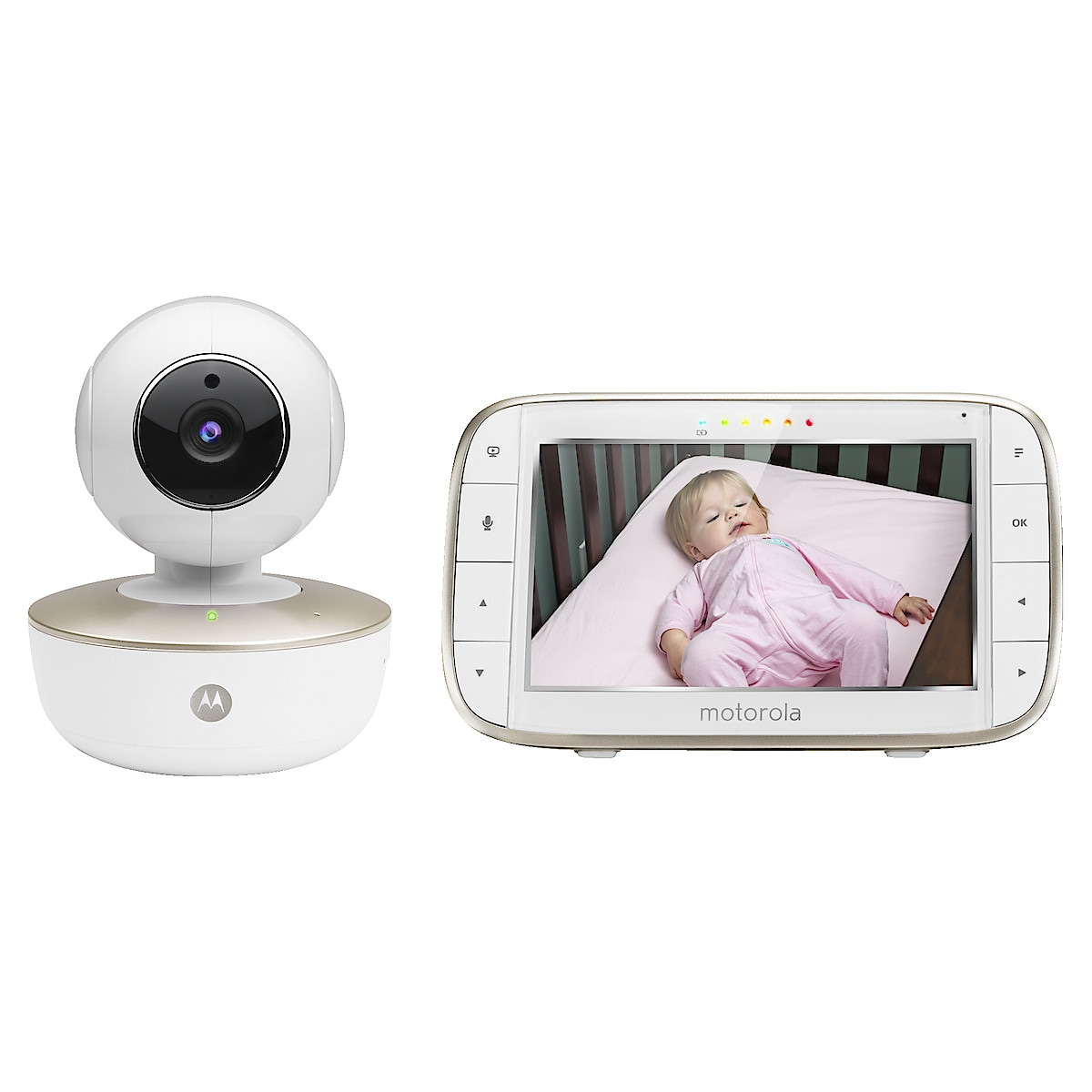 Motorola MBP855 Connect, babycall