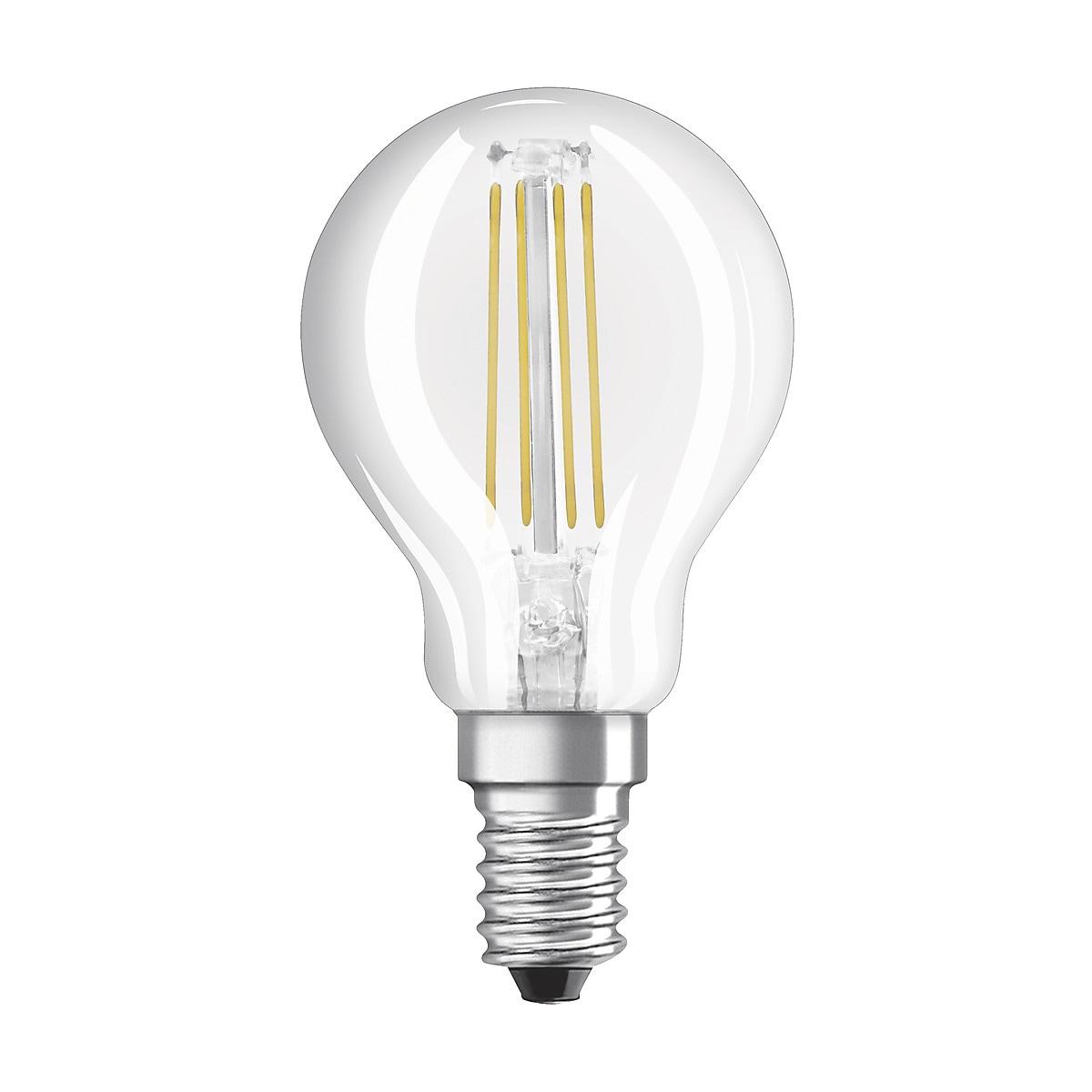 Pallolamppu Active and Relax Classic LED E14 Osram
