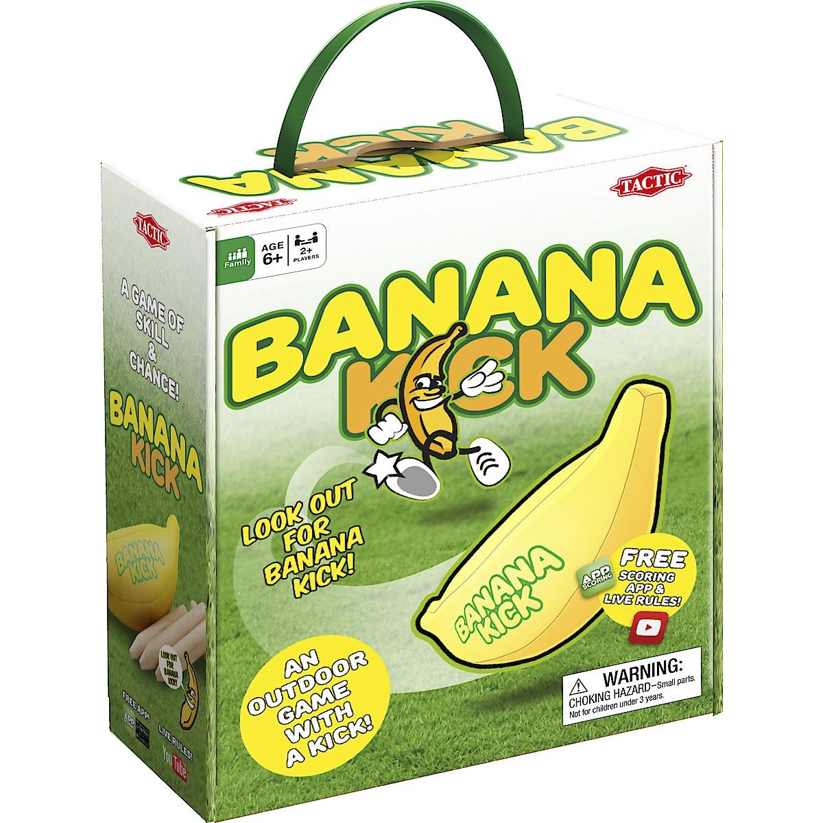Utomhusspel Banana Kick