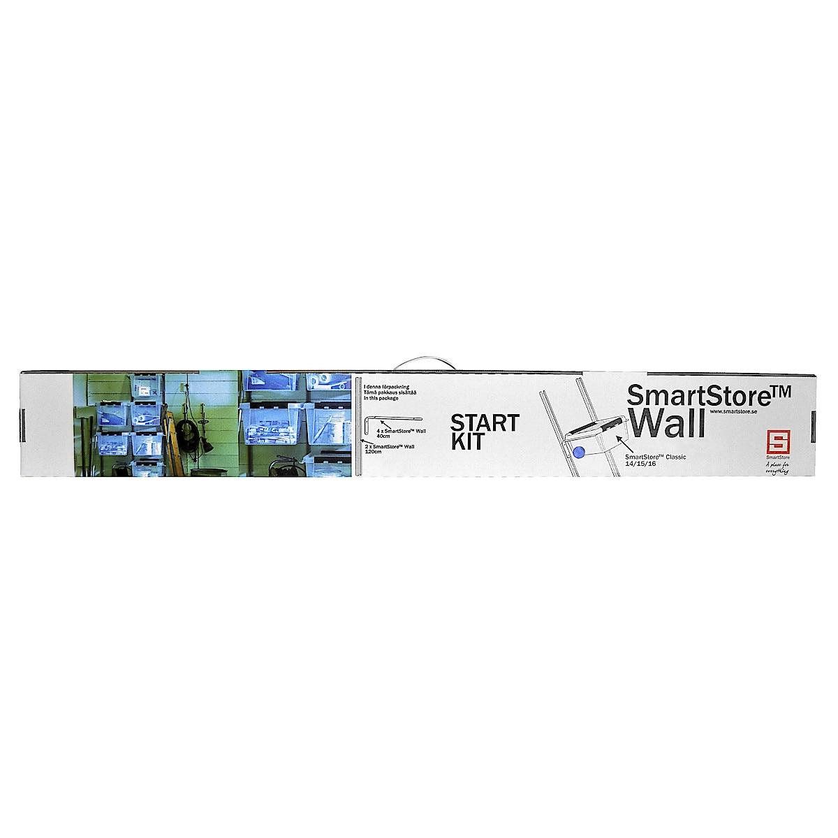 Aloituspakkaus SmartStore Wall Sininen