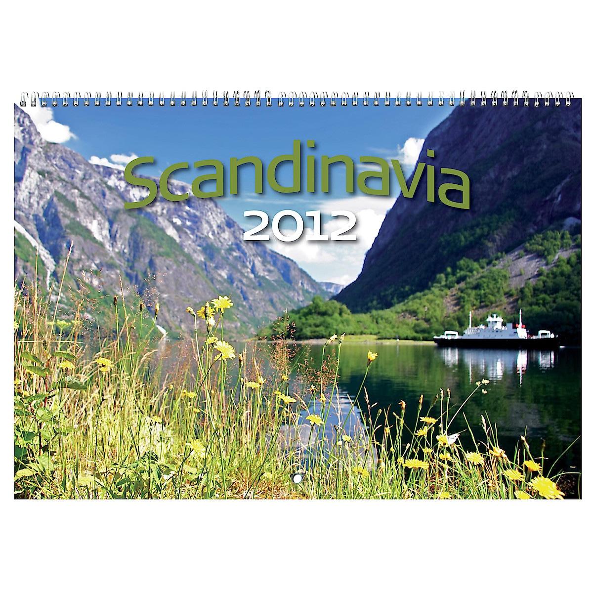 Väggkalender 2012