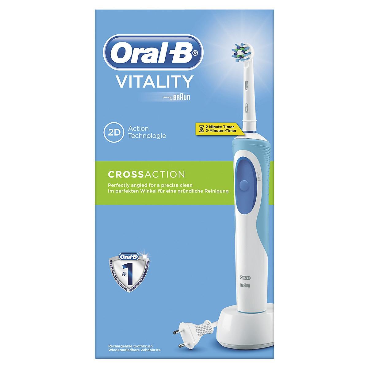 Sähköhammasharja Oral-B Vitality Cross action
