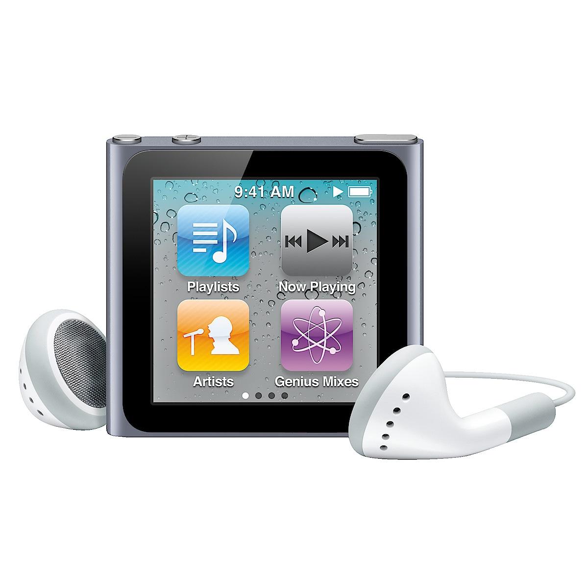 Apple iPod nano G6 MP3 Player