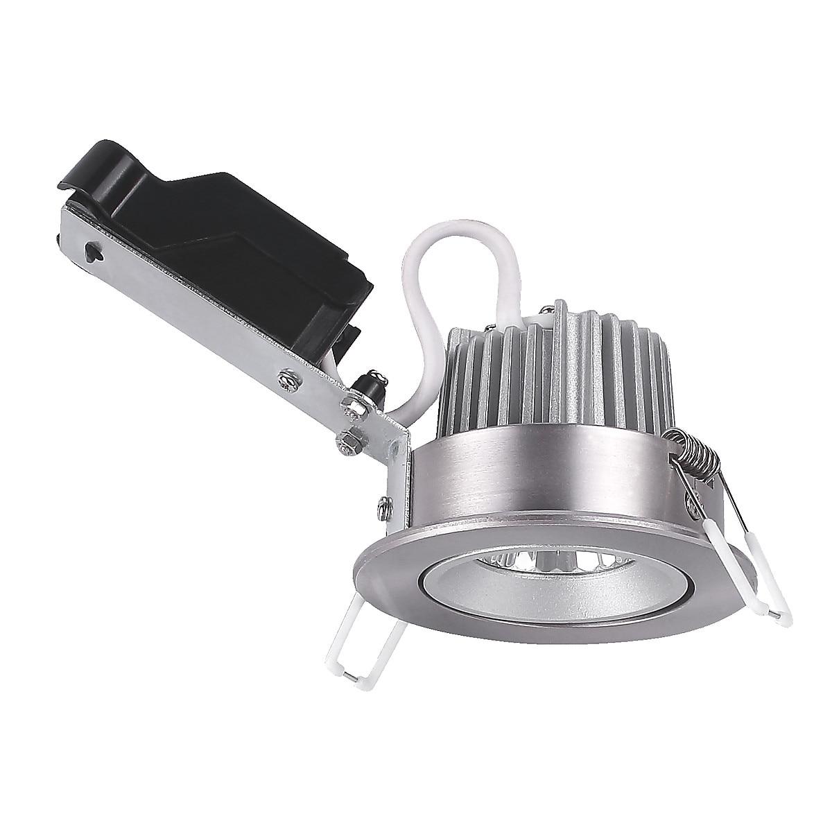 Dimringsbar downlight LED 230 V