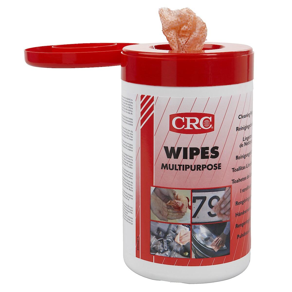 CRC rengjøringskluter